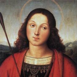 S. Sebastiano, R.Sanzio