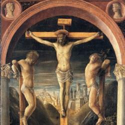 I tre crocifissi, V.Foppa