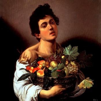 Caravaggio, Ragazzo con canestro di frutta