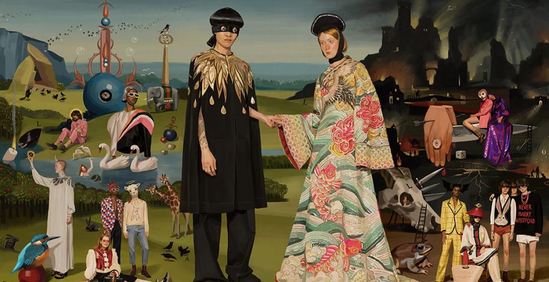 La moda incontra il surrealismo di Ignasi Monreal