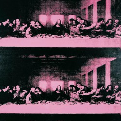 The Last supper, Andy Warhol