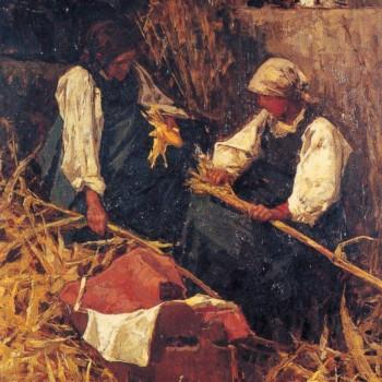 Le spannocchiatrici, Francesco Filippini