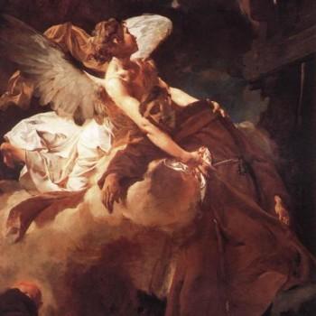 Estasi di S Francesco, Giovan Battista Piazzetta
