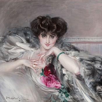 Ritratto della principessa Redzwill,  Giovanni Boldini