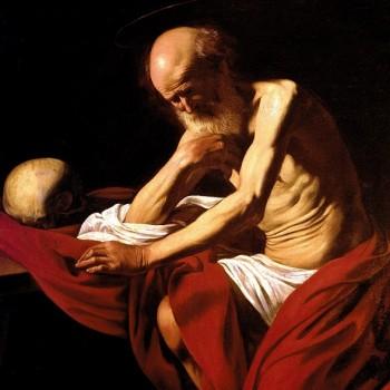 S Girolamo penitente