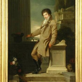 Fig 2- Autoritratto, Domenico Vantini