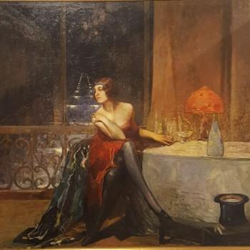 Fig 18- Ritratto di Luciana Pantaleo, Angelo Landi