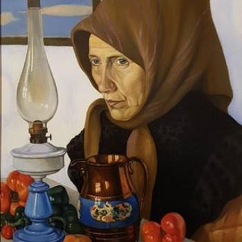 Fig 23- Mia madre, Cagnaccio di S.Pietro