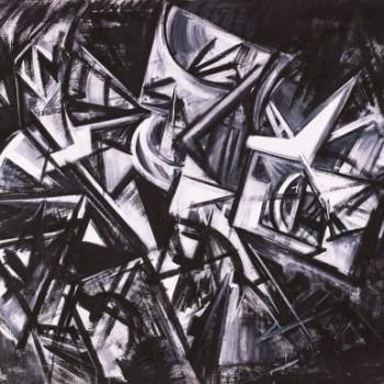 Fig 25- Visione contemporanea, Emilio Vedova