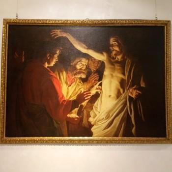 Fig.4- Incredulità di San Tommaso, Matthias Stom