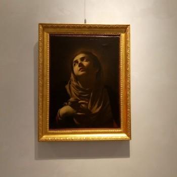 Fig.8- Vergine addolorata,Simon Vouet
