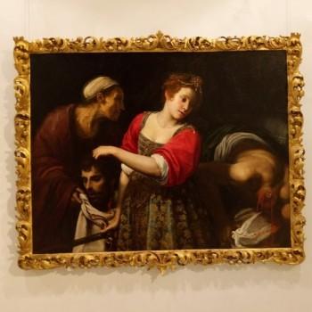 Fig.11- Giuditta con la testa di Oloferne, Giuseppe Vermiglio