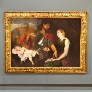 FIg.13- Quattro età dell'uomo, Antoon van Dyck