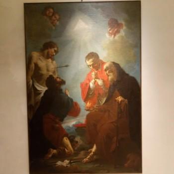 Fig.15- Quattro santi