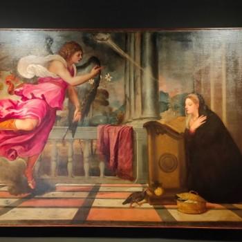 Fig-7 Tiziano Vecellio, Annunciazione