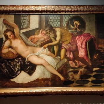 Fig-14 Tintoretto, Venere Vulcano e Marte