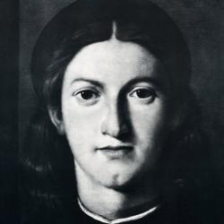 G.Paolini, Giovane che guarda Lorenzo Lotto