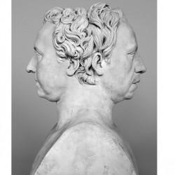 Giovanni Volpato, Erma con il doppio ritratto di Anton Raphael Mengs e Josè Nicolas de Azara