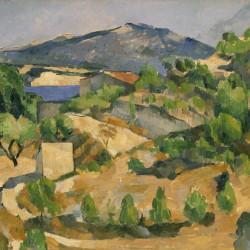 Cezannè, La diga di Francois Zola